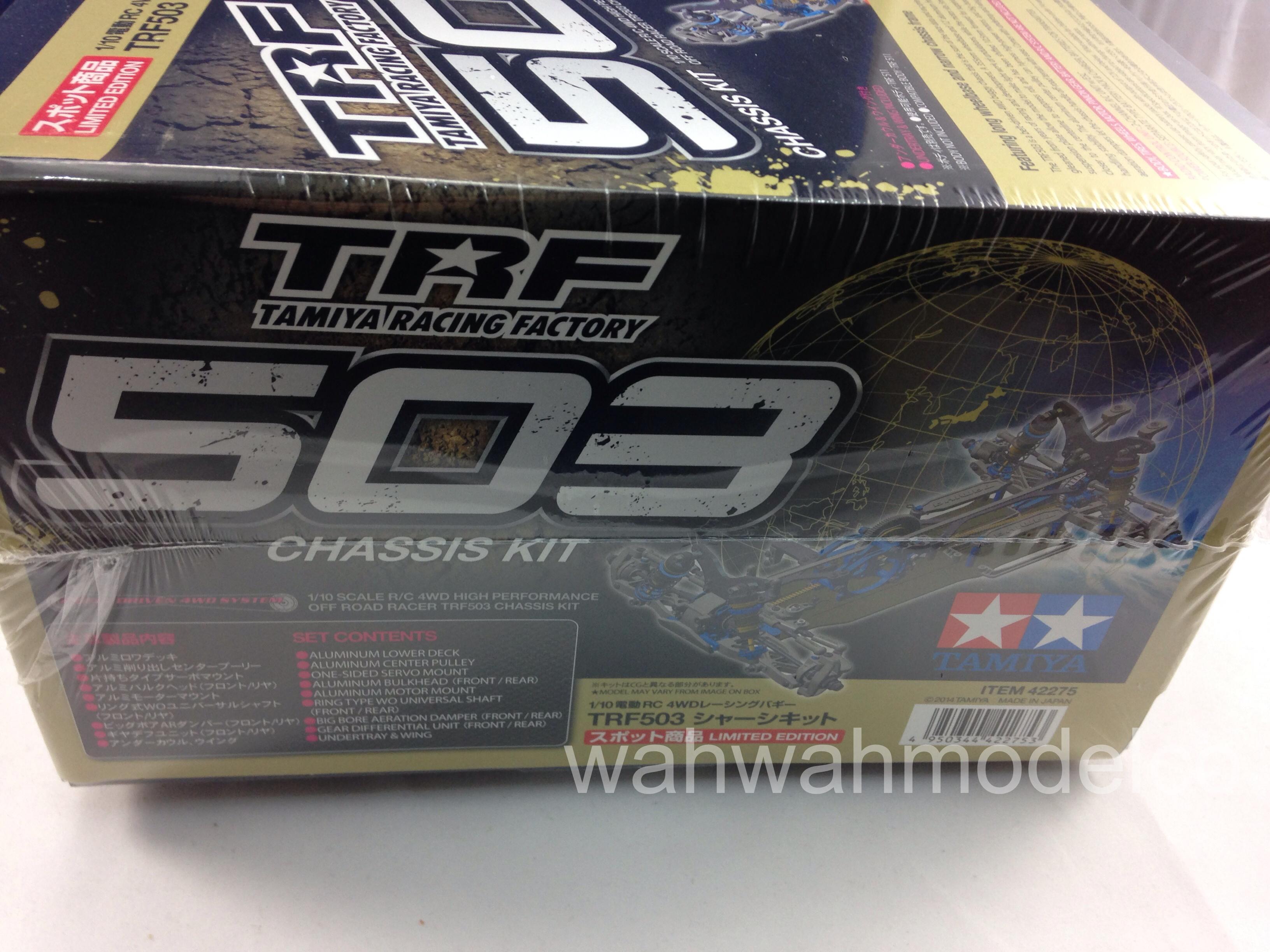 Tamiya 42275 RC TRF503 1/10 Racing Buggy Chassis Kit