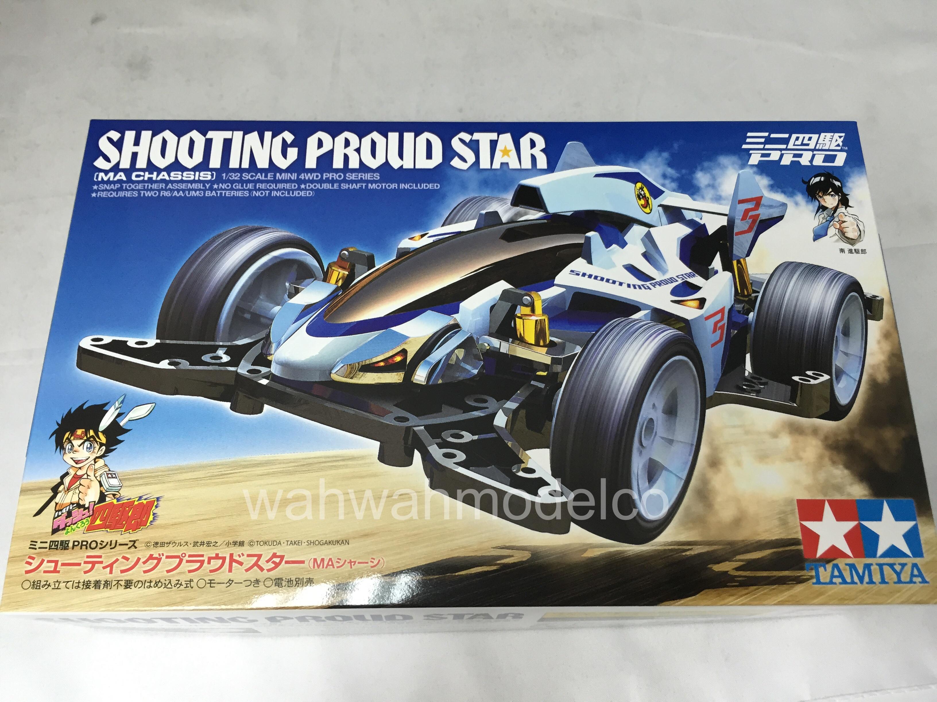 tamiya 18641 1 32 jr shooting proud star